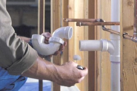 New Business Construction Plumber in Farmington