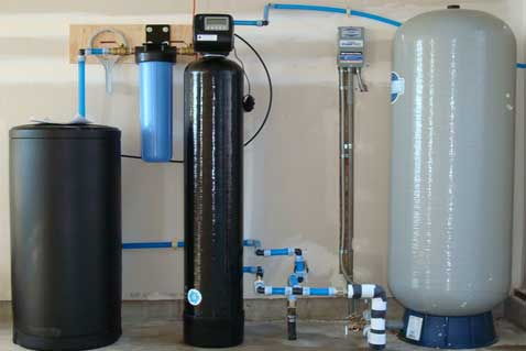 Water Treatment Systems Plumber in Simsbury