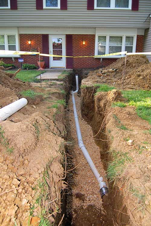 Sewer Line Repair Hartford County