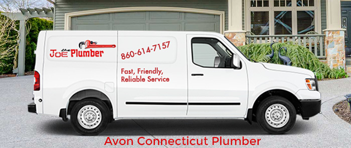 Avon Plumber Truck
