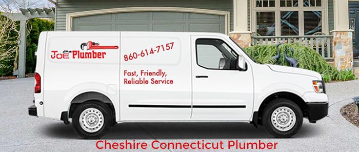 Cheshire Plumber Truck