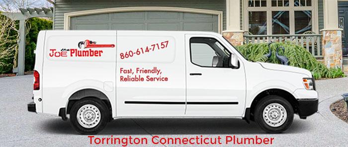Torrington Plumber Truck